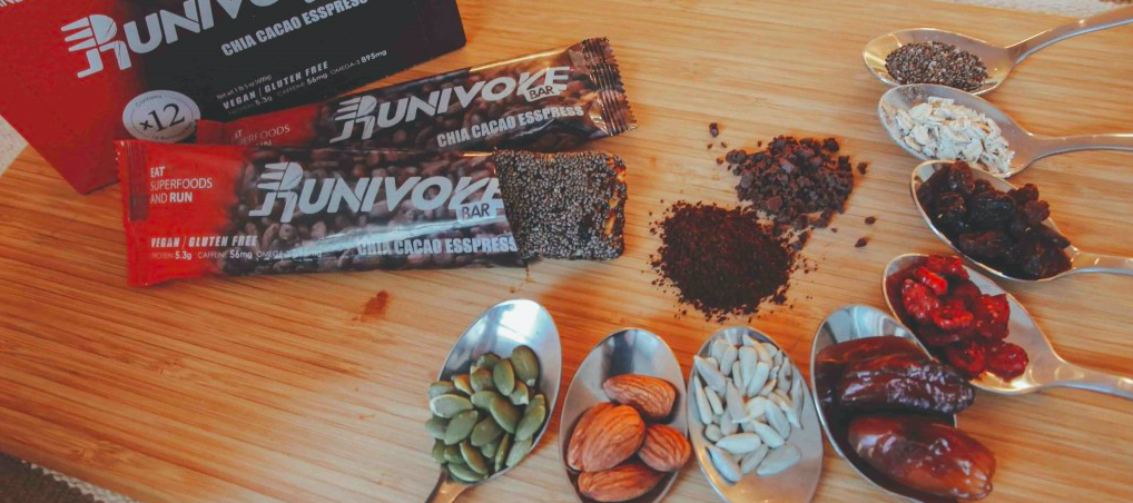 Runivore Bar Ingredients